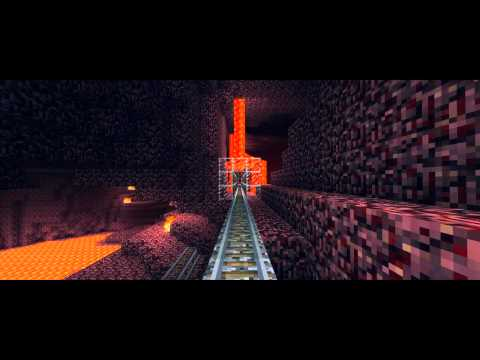 Minecart Interstate V4.0 [Minecraft]