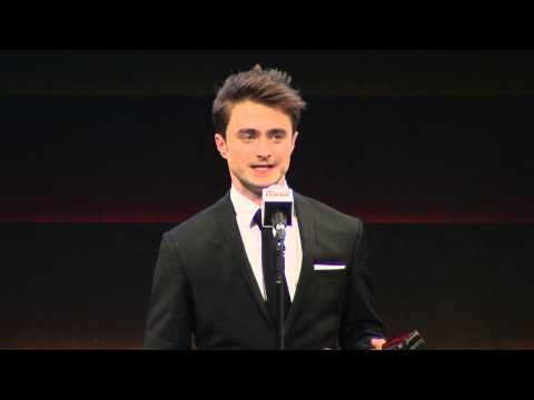 Jameson Empire Awards 2013 - Empire Hero - Daniel Radcliffe