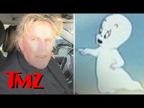 Gary Busey Has Seen a Ghost