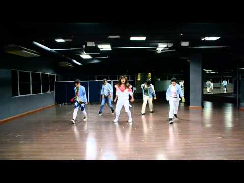 [sherlock DANCE CONTEST] SHINee 샤이니_Sherlock•셜록 (Clue + Note) [Epsilon Cover]
