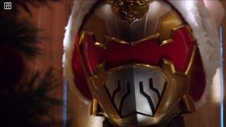 Power Rangers Megaforce - Robo Santa - Preview