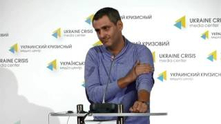 Israel supports Ukraine. Ukraine Crisis Media Center, 7th of October 2014