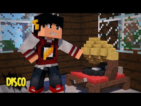 Minecraft: ERA DO FUTURO 2 - UM CD MUITO IMPORTANTE! ‹ 35 / AMENIC ›