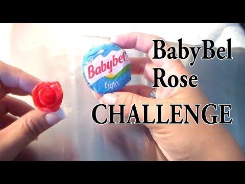 CHALLENGE DIY : BabyBEL CHEESE ROSE TUTORIAL by Cup N Cakes Gourmet