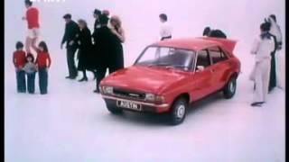 1970's Austin Allegro Commercial