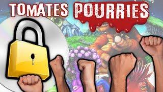 🍅 Les DRM POURRISSENT nos jeux vidéo !! Tomates Pourries !