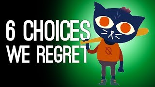6 Choices We Regretted Immediately
