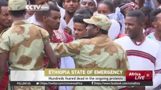 Ethiopia's government has declared a six-month state of emergency