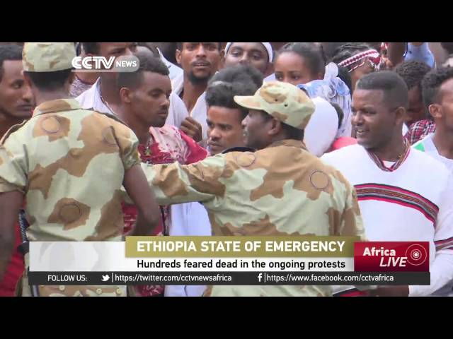 Ethiopia declares a six month state of emmergency
