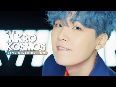 Download BTS - Mikrokosmos // Line Distribution Mp4 baru
