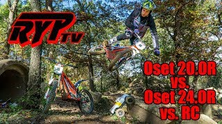 RYP TV: Oset 20.0R vs. Oset 24.0R vs. RC - The Ultimate Electric Challenge!