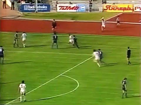 Спартак - Памир  6:2 (Чемпионат СССР 1989 - 12 тур)