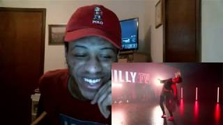Billie Eilish - bury a friend - Choreography by Jake Kodish - #TMillyTV REACTION