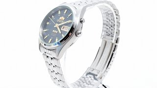 ORIENT Three Star self-winding watch WV0351EM From Japan  58310