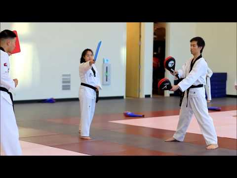 Team-M Taekwondo: Training Image 1