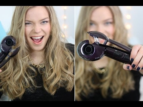 babyliss curl secret first impression review youtube. Black Bedroom Furniture Sets. Home Design Ideas