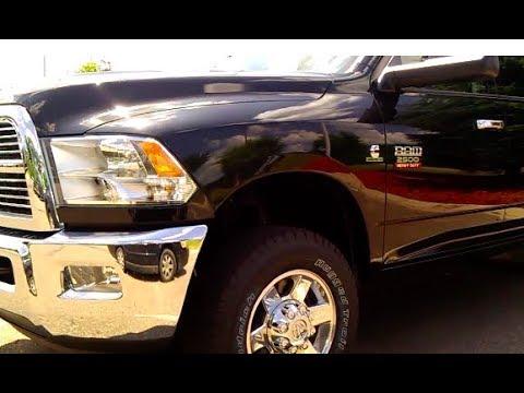 M O N S T E R 2011 Dodge Ram 2500 Turbo Diesel Cummins PICKUP TRUCK  !