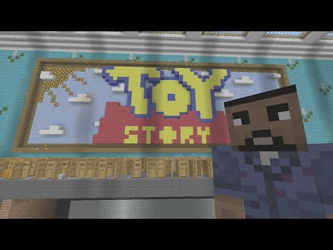 Minecraft Xbox - Toy Story 2 Adventure Map - Let's Begin (1) video