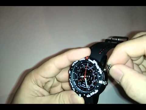 กล้องนาฬิกาข้อมือ 32G monzyshop