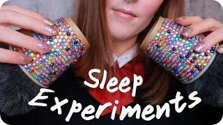 ASMR 8 Strong Experimental Triggers for Sleep 😴