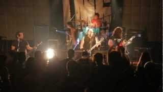 LA MAS GORDA -  No te necesito (live)