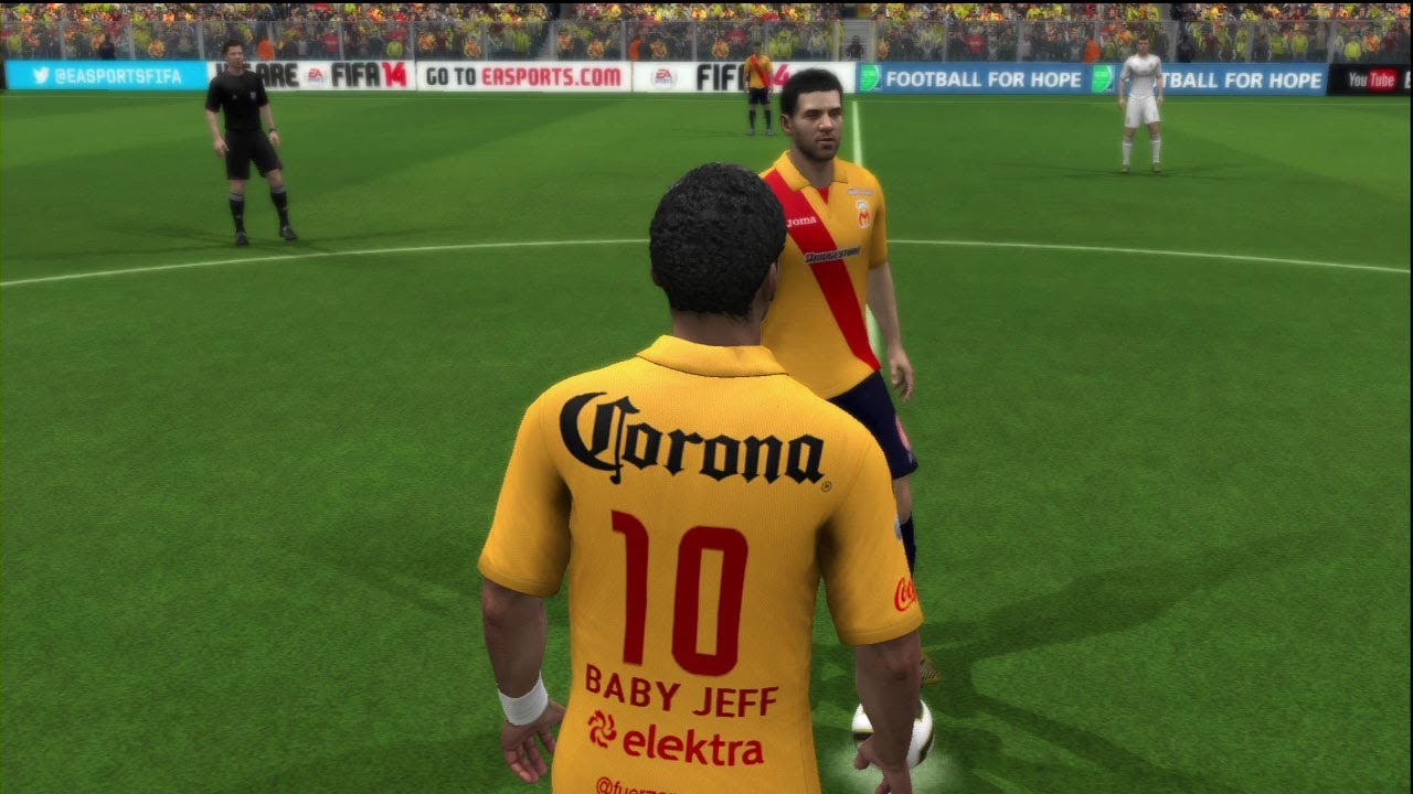 Morelia Monarcas Players Fifa 14 Monarcas Morelia