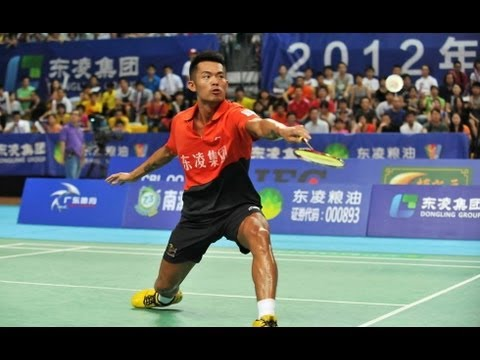 2012 Cbsl Sfr2 Ms Lin Dan Vs Liu Jingru video