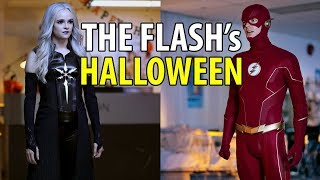 The Flash 6x04 The Will Be Blood Sneak Peek [Halloween Episode]
