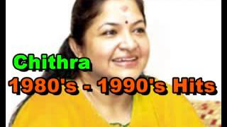 MANGALYA POOVILIRIKKUM CHITHRA 1980's 1990's Malayalam Hit Songs