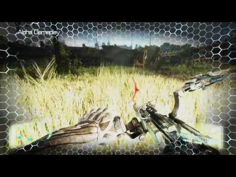 Crysis 3 - Nanosuit And Gameplay Interview