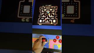 Ms.Pacman Arcade cabinet with 412 gameboard and bluetooth system