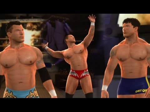 WWE '13 Community Showcase: Randy Orton (Xbox 360)