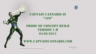 Captain Cannabis in 420 [Build 1.b HD]