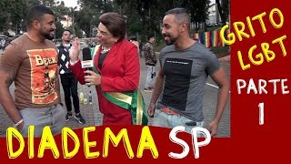 GRITO LGBT Diadema SP 2019 parte 1