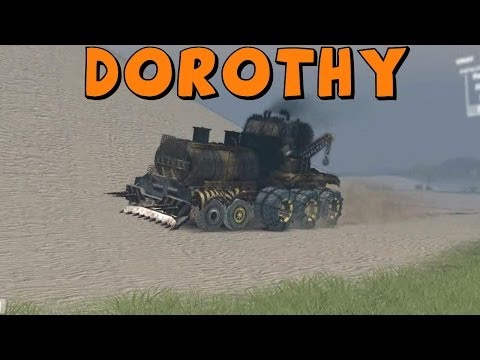 Spin Tires   Dorothy The Off-Road Beast!   Mod Spotlight and Review   Download In Description