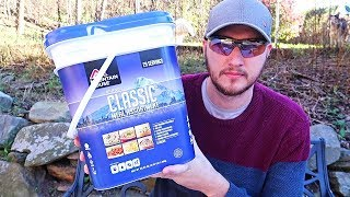 Would You Eat 30 Year Old Survival Food?