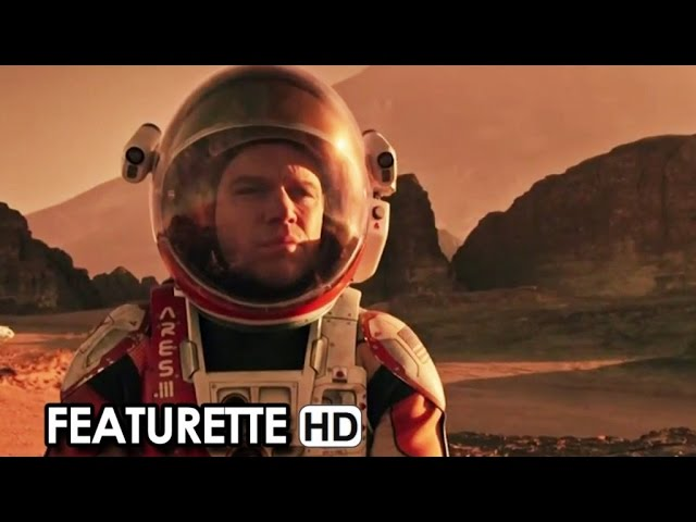 Sopravvissuto - The martian Featurette 'Tre mondi' (2015) - Matt Damon Movie HD