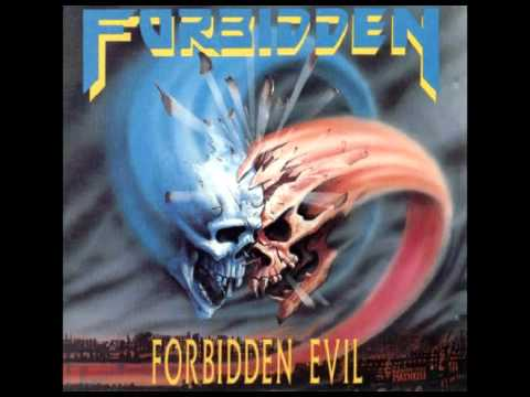 Forbidden - March Into Fire