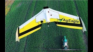 Top 5 Best Agricultural Drone 2018 - World Amazing Modern Agriculture