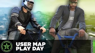 Let's Play - GTA V - User Map Play Day
