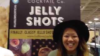 How Ludlow's Cocktail Co Created Natural Alcoholic Jelly Shots