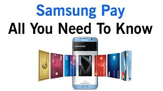 How To Use Samsung Pay ? No Need To Carry Credit/Debit Card For Shoping