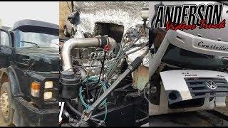 Caminhões com motores adaptados - As melhores adaptações