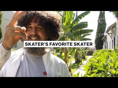 Skater's Favorite Skater | Adelmo Jr.