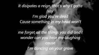 Bobaflex- I'm Glad You're Dead (Lyrics)