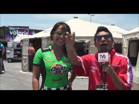 Entrevista Con La Sexi Karina Roblero video