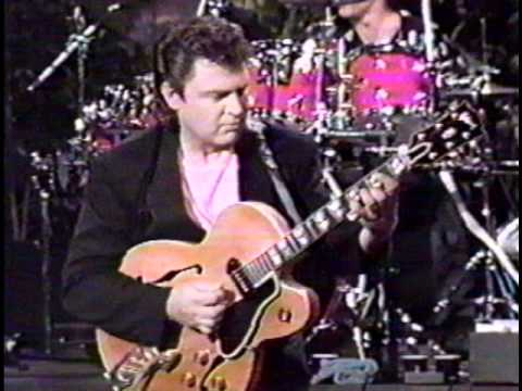 Danny Gatton - Mystery Train/My Baby Left Me/That's All Right (Sun Medley)