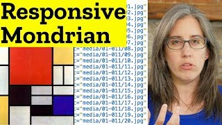 Responsive Mondrian – a demo of CSS Grid