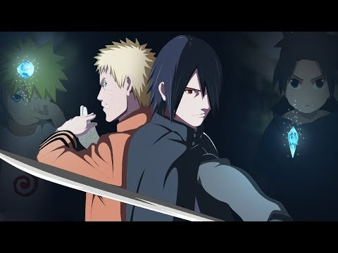 Boruto Naruto Next Generations Anime & Manga - Sasuke Confronts Naruto About Kawaki Of The Kara