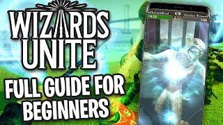 Harry Potter Wizard's Unite - Full Beginners Guide (Tips + Tricks)